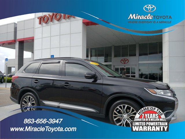 Used 2016 Mitsubishi Outlander in Haines City, FL