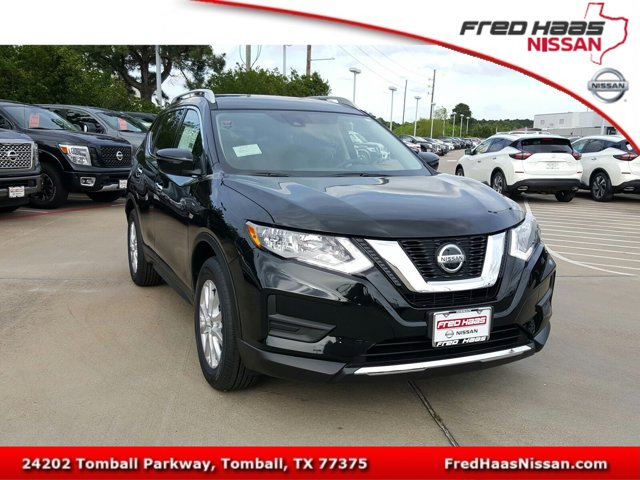 New 2020 Nissan Rogue in Tomball, TX