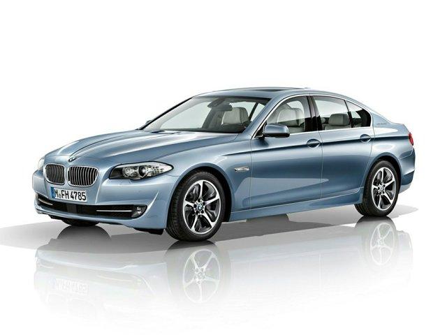 2012 BMW 5 Series ActiveHybrid 5 Turbocharged Keyless Entry Power Door Locks Engine Immobilizer
