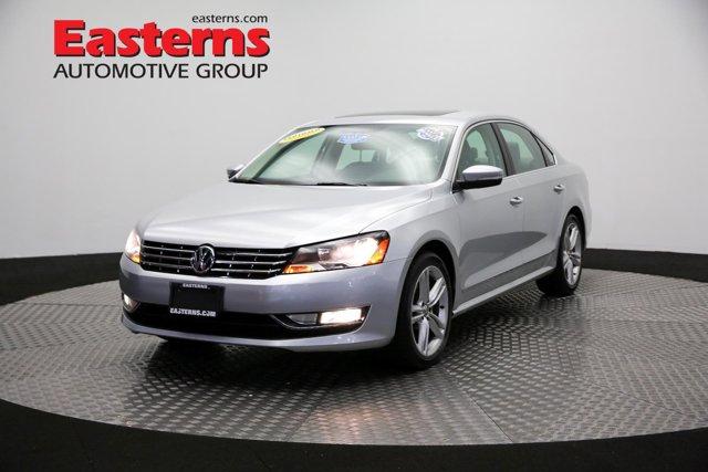 2015 Volkswagen Passat TDI SEL Premium 4dr Car