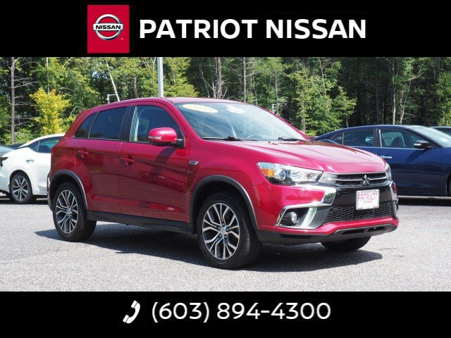 Used 2018 Mitsubishi Outlander Sport in Salem, NH