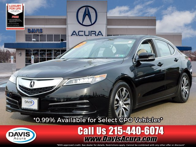 Used 2015 Acura TLX in Langhorne, PA