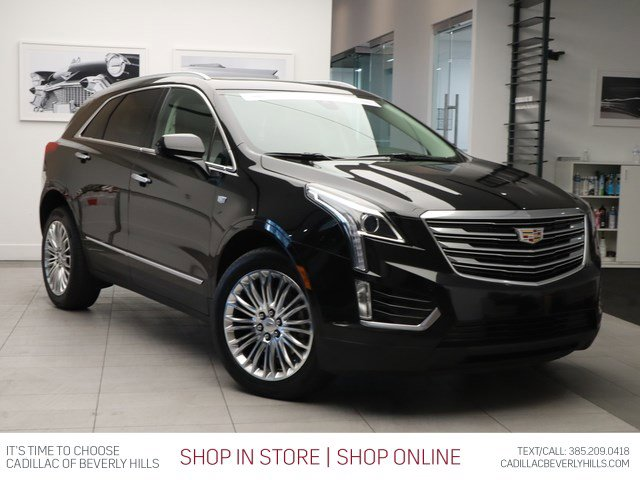 2017 Cadillac XT5 Luxury FWD FWD 4dr Luxury Gas V6 3.6L/222.6 [12]