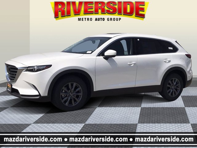 2021 Mazda CX-9 UT TOURING FWD AUTO Intercooled Turbo Regular Unleaded I-4 2.5 L/152 [4]