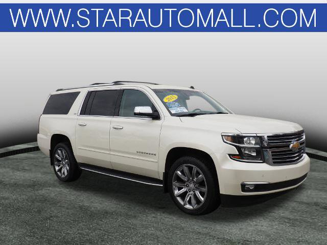 Used 2015 Chevrolet Suburban in Greensburg, PA