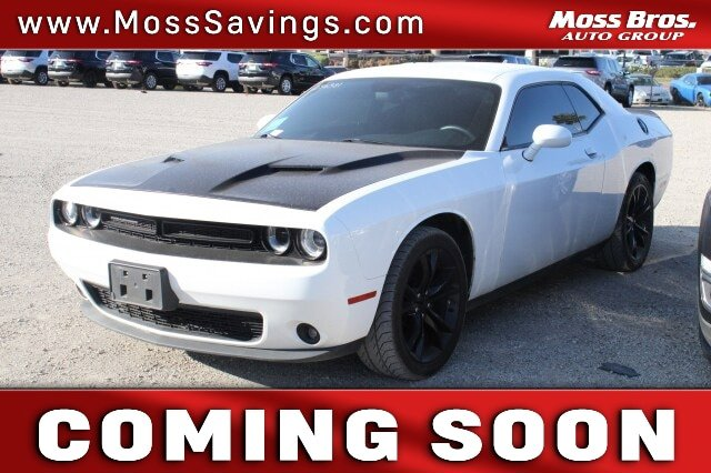 2016 Dodge Challenger SXT 2dr Cpe SXT Regular Unleaded V-6 3.6 L/220 [5]