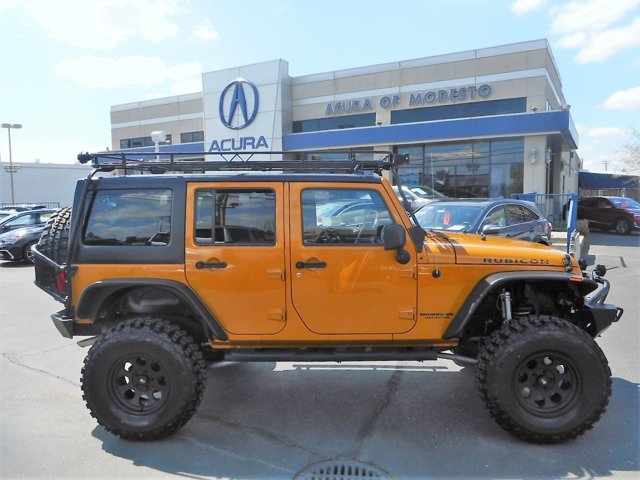 Used 2014 Jeep Wrangler Unlimited in , CA