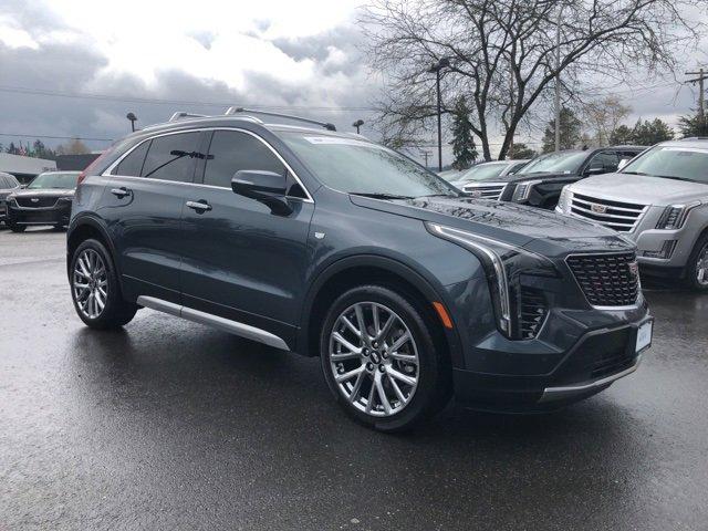 2019 Cadillac XT4 AWD 4dr Premium Luxury