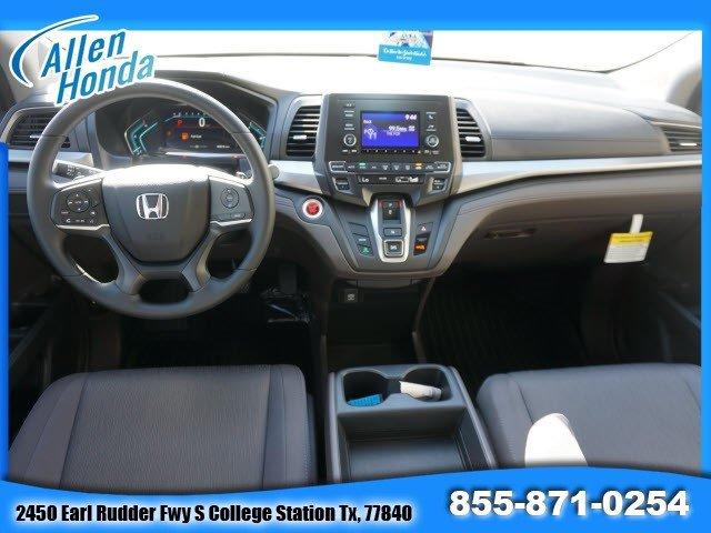 New 2019 Honda Odyssey in College Station, TX