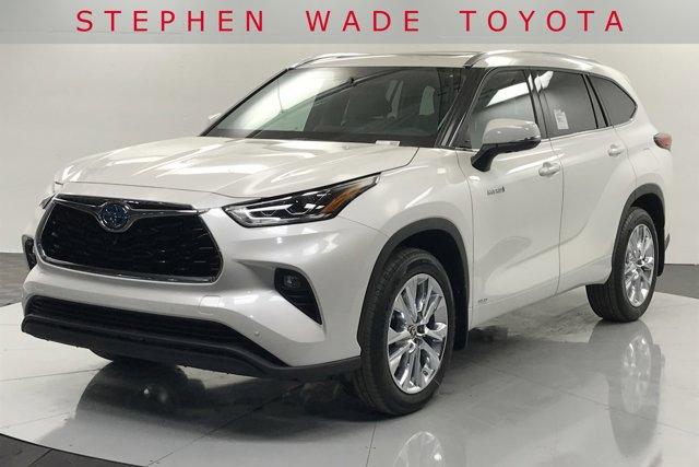 New 2020 Toyota Highlander Hybrid in St. George, UT