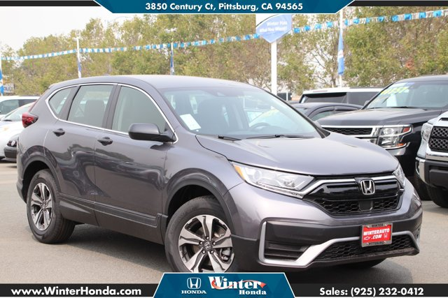 2020 Honda CR-V LX LX AWD Intercooled Turbo Regular Unleaded I-4 1.5 L/91 [7]