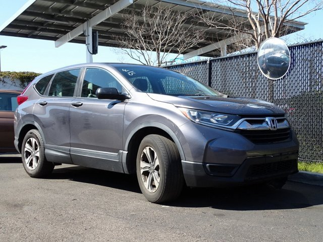 Used 2017 Honda CR-V in San Diego, CA