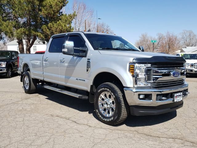 Used 2019 Ford Super Duty F-350 SRW in Fort Collins, CO