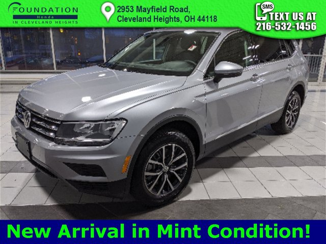 Used 2020 Volkswagen Tiguan in Cleveland Heights, OH