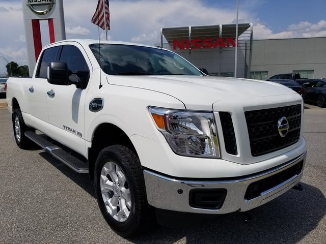 New 2019 Nissan Titan XD in Tifton, GA