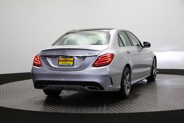 2016 Mercedes-Benz C-Class for sale 124011 4