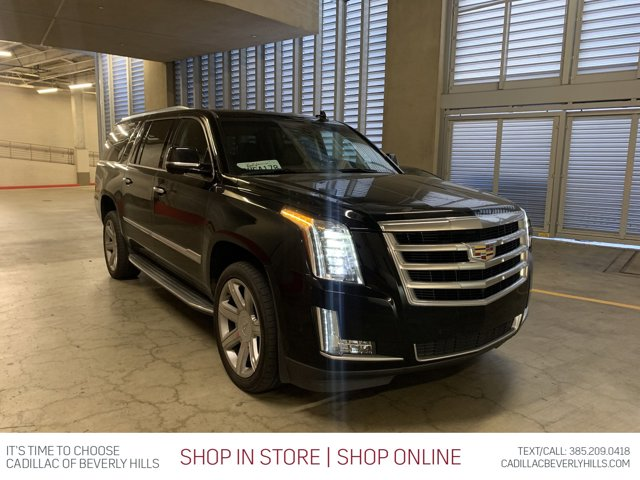 2017 Cadillac Escalade ESV Luxury 4WD 4dr Luxury Gas V8 6.2L/376 [4]
