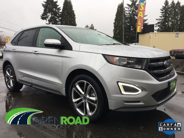 Used 2017 Ford Edge in Marysville, WA