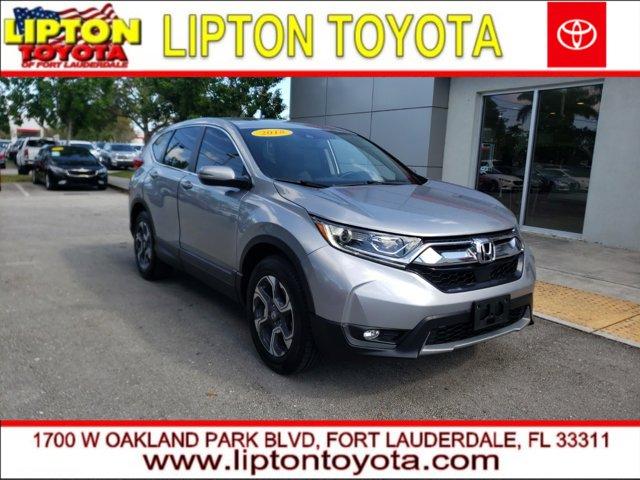 Used 2017 Honda CR-V in Ft. Lauderdale, FL