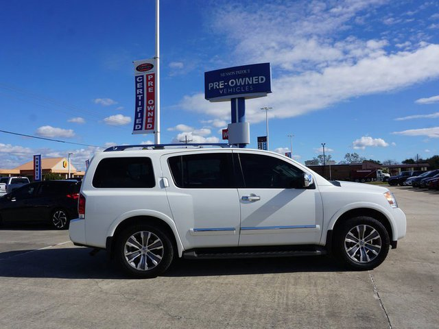 Used 2015 Nissan Armada in New Iberia, LA