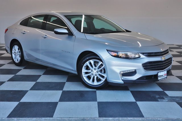 Used 2017 Chevrolet Malibu in Paris, TX
