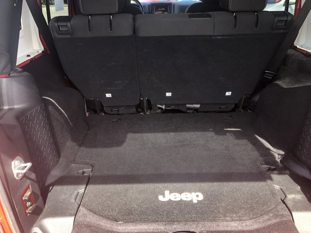 2016 Jeep Wrangler Unlimited 4WD 4dr Sahara