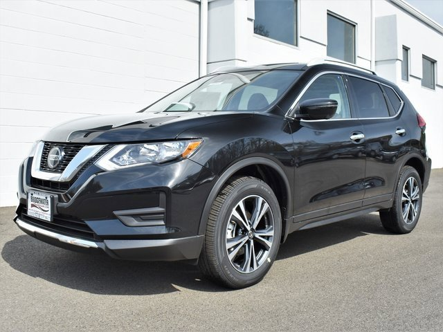 2020 Nissan Rogue SV AWD SV Regular Unleaded I-4 2.5 L/152 [14]