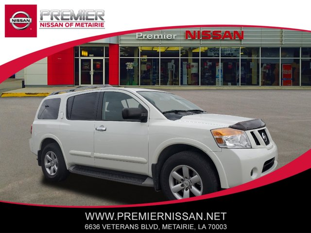 Used 2015 Nissan Armada in Metairie, LA