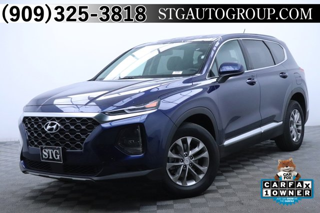 Used 2019 Hyundai Santa Fe in Ontario, Montclair & Garden Grove, CA