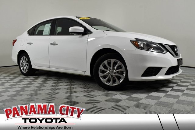 Used 2018 Nissan Sentra in Panama City, FL