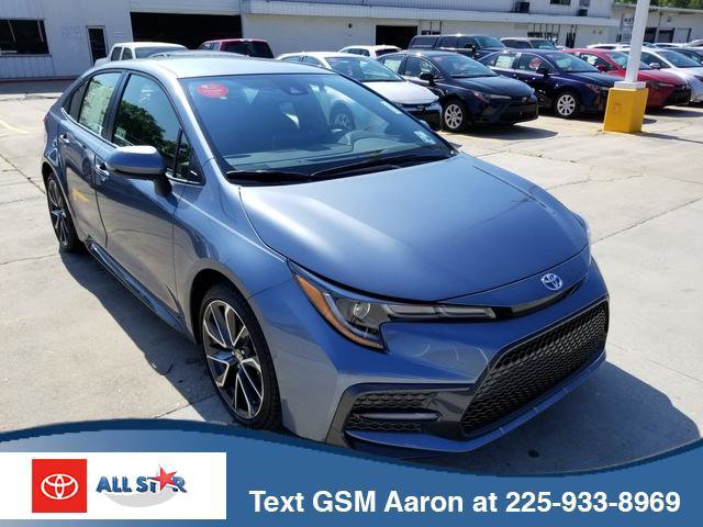 New 2020 Toyota Corolla in Baton Rouge, LA