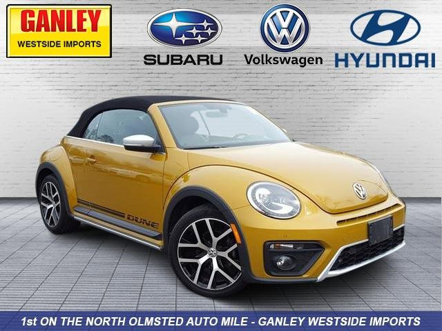 Used 2017 Volkswagen Beetle Convertible in Cleveland, OH