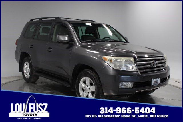 Used 2008 Toyota Land Cruiser in St. Louis, MO