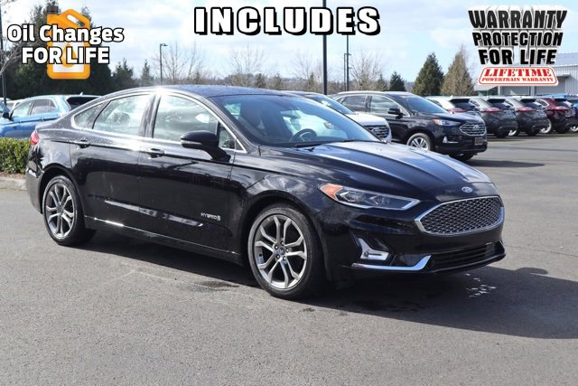 Used 2019 Ford Fusion Hybrid in Sumner, WA