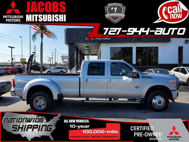 Used 2015 Ford Super Duty F-350 DRW in New Port Richey, FL