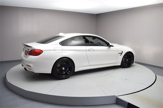 The 2015 BMW M4