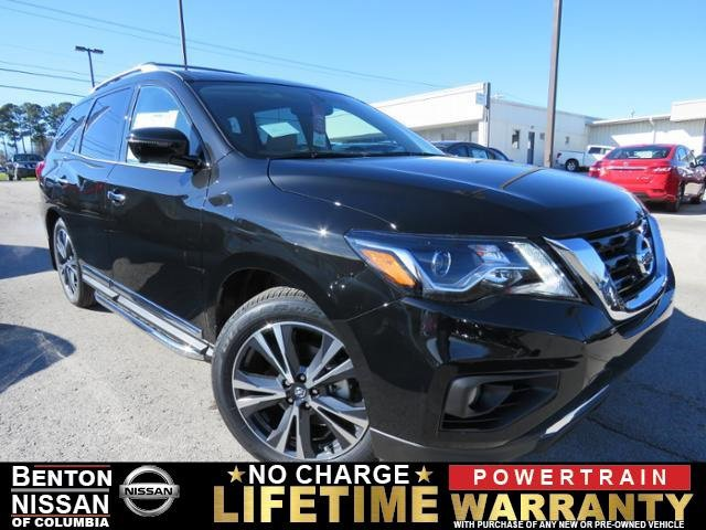 New 2019 Nissan Pathfinder in Columbia, TN