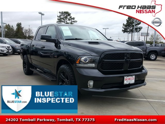 Used 2018 Ram 1500 in Tomball, TX