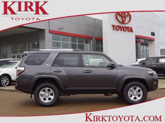 New 2020 Toyota 4Runner in Grenada, MS