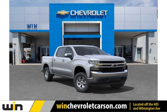 "2021 Chevrolet Silverado 1500 LT 2WD Crew Cab 147"" LT Gas V8 5.3L/325 [0]"