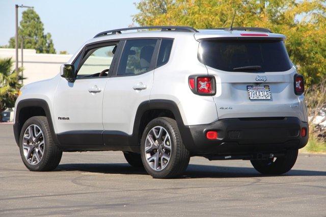 2015 Jeep Renegade Latitude 6
