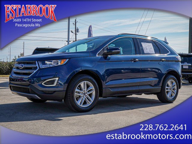 Used 2017 Ford Edge in Pascagoula, MS