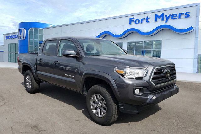 Used 2019 Toyota Tacoma in Fort Myers, FL