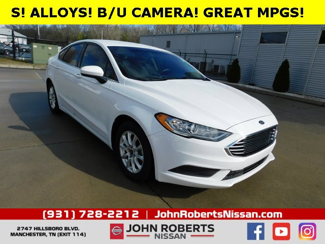 Used 2017 Ford Fusion in Manchester, TN
