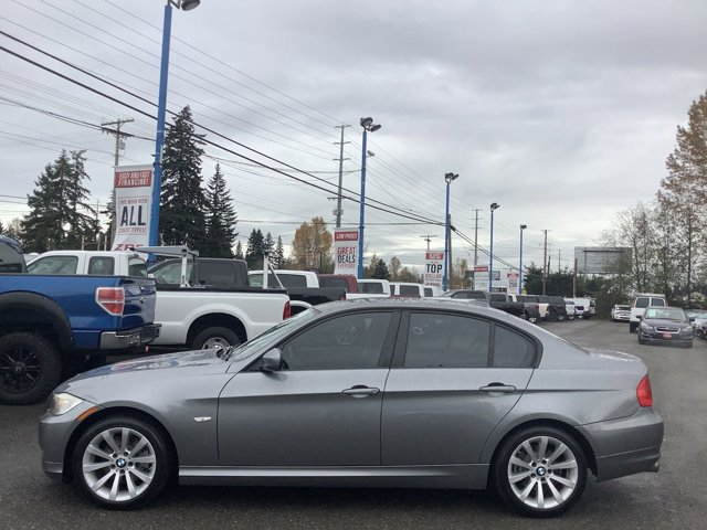 Used 2011 BMW 3 Series 4dr Sdn 328i RWD SULEV
