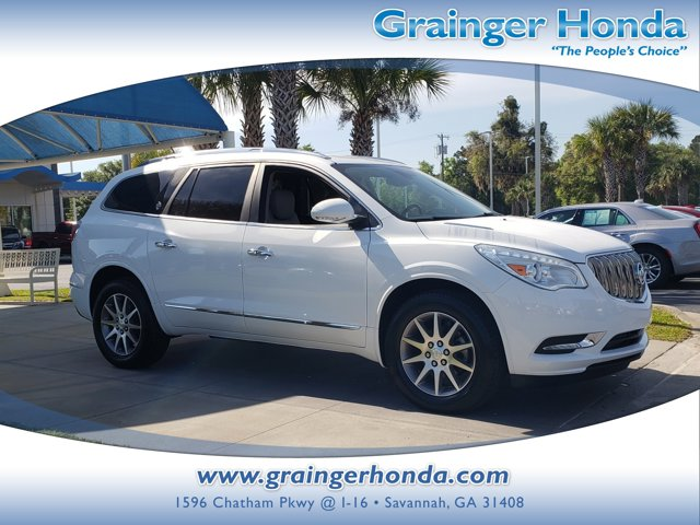 Used 2017 Buick Enclave in Savannah, GA