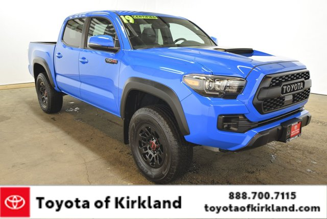 Used 2019 Toyota Tacoma in Kirkland, WA
