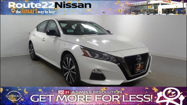 2021 Nissan Altima 2.5 SR 2.5 SR AWD Sedan Regular Unleaded I-4 2.5 L/152 [6]