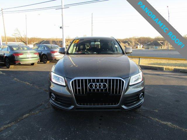 Used 2017 Audi Q5 in Kansas City, KS