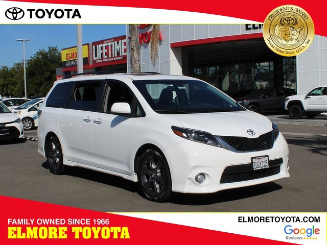 Used 2016 Toyota Sienna in Westminster, CA